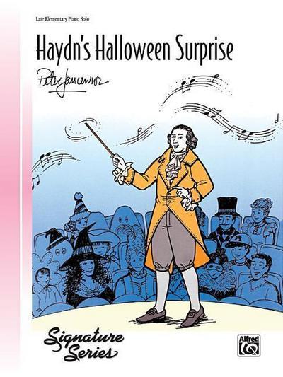 Haydn's Halloween Surprise: Sheet