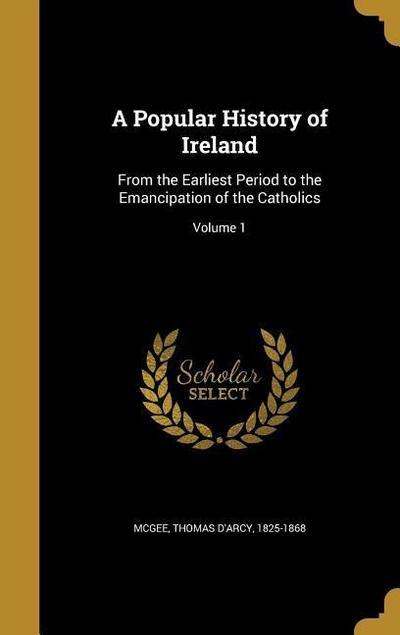 POPULAR HIST OF IRELAND