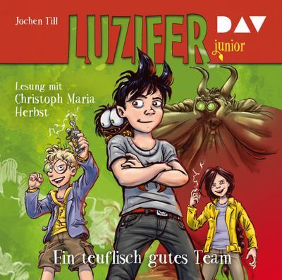 Luzifer junior - Teil 02: Ein teuflisch gutes Team