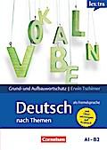 Lextra - Deutsch als Fremdsprache A1-B2 - Lernwörterbuch Grund- und Aufbauwortschatz