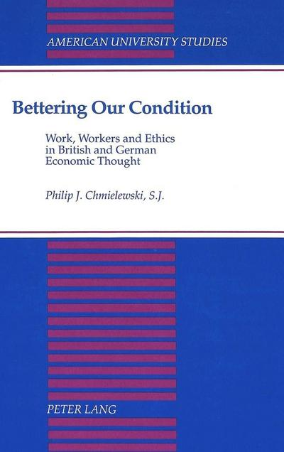 Bettering Our Condition