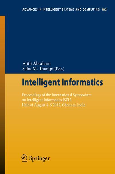 Intelligent Informatics