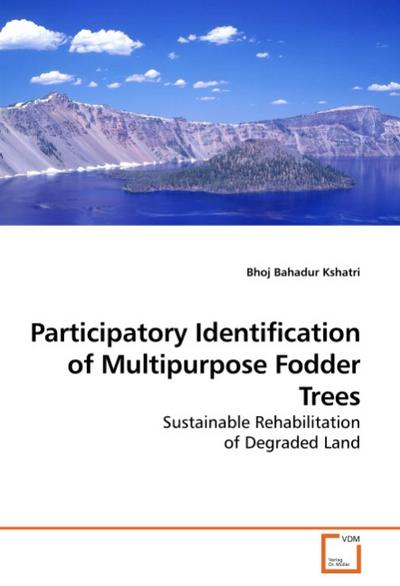 Participatory Identification of Multipurpose Fodder Trees