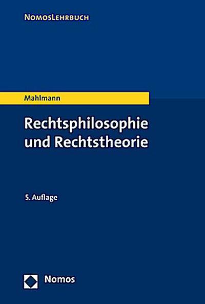 Rechtsphilosophie und Rechtstheorie