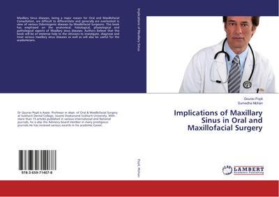 Implications of Maxillary Sinus in Oral and Maxillofacial Surgery