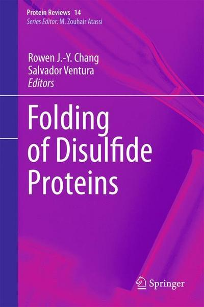 Folding of Disulfide Proteins