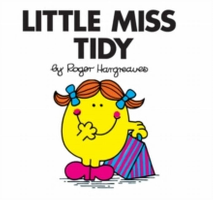 Roger Hargreaves : Little Miss Tidy : 9781405274197