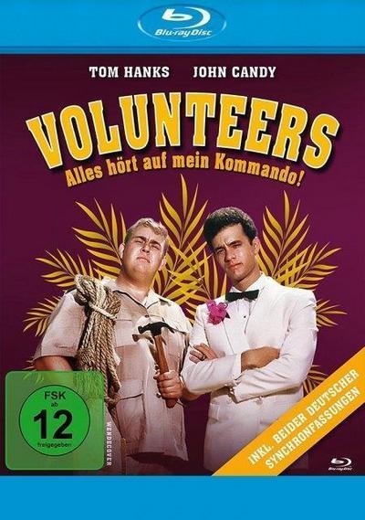 Volunteers - Alles hört auf mein Kommando