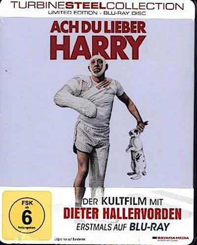 Ach du lieber Harry, 1 Blu-ray (Limited Edition - Turbine Steel Collection)