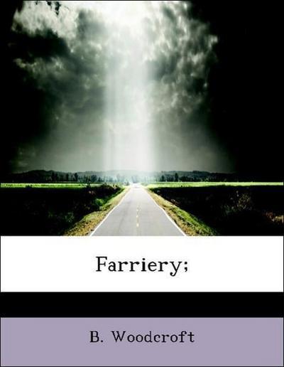 Farriery;