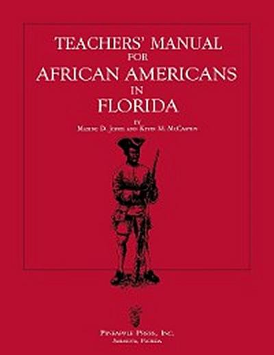 Teachers' Manual for African Americans in Florida