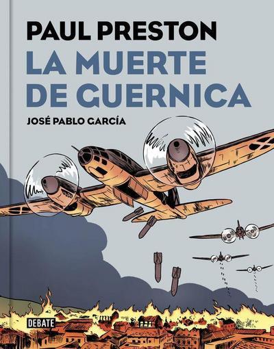 La muerte de Guernica en cómic