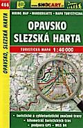 Wanderkarte Tschechien Opavsko, Slezska Harta ...