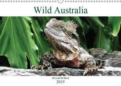 Wild Australia (Wall Calendar 2019 DIN A3 Landscape)