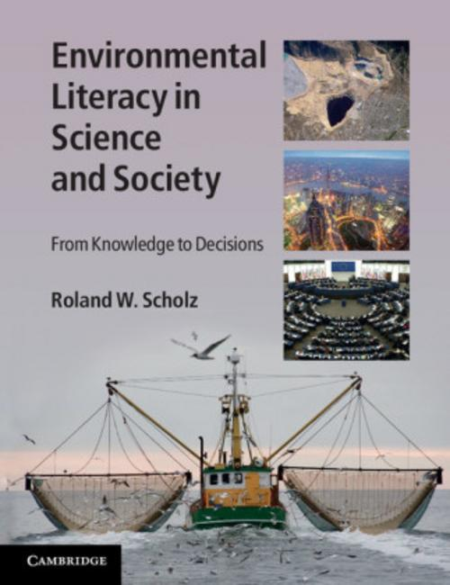 Roland W. Scholz / Environmental Literacy in Science and Society 9780521183338