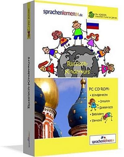 Sprachenlernen24.de Russisch-Kindersprachkurs