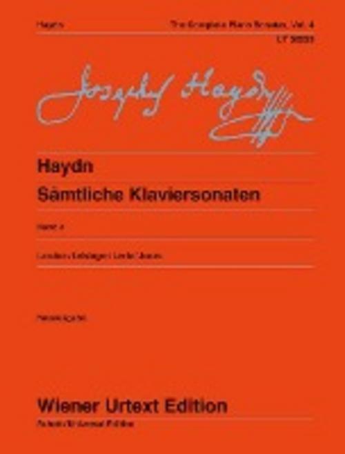 Sämtliche Klaviersonaten 4 Joseph Haydn