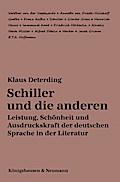 Schiller und die anderen