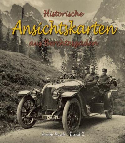 Historische Ansichtskarten aus Berchtesgaden 02
