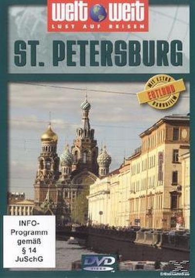 St. Petersburg - weltweit