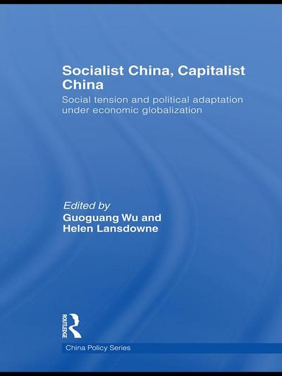 Socialist China, Capitalist China