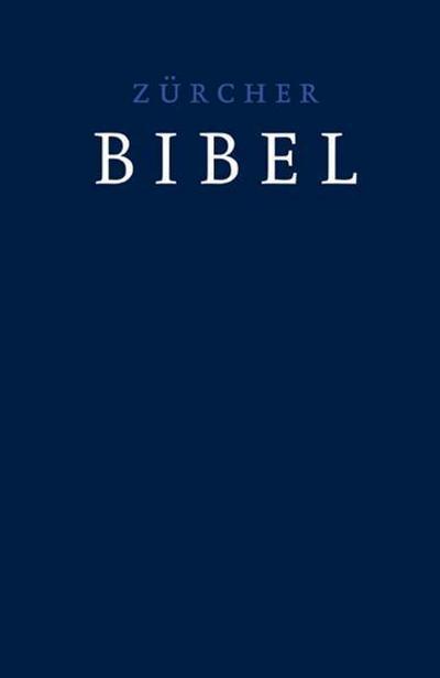 Zürcher Bibel, dunkelblau