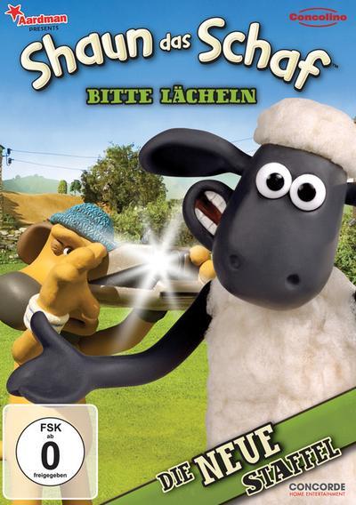 Shaun das Schaf - Bitte lächeln