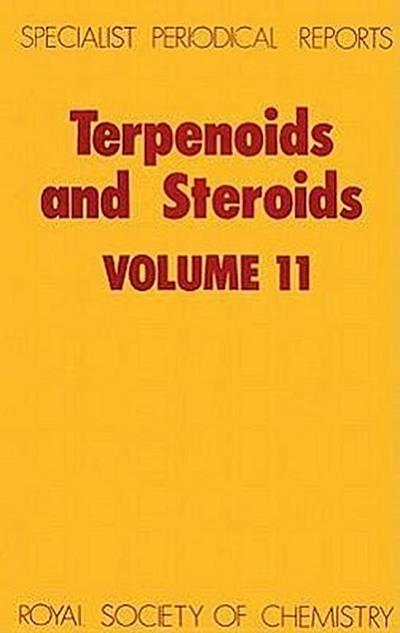 Terpenoids and Steroids: Volume 11