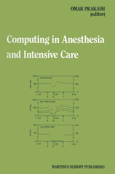 Computing in Anesthesia and Intensive Care