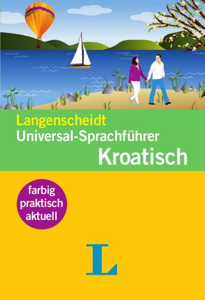 LG Universal-Sprachführer Kroatisch