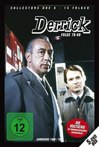 Derrick - Collectors Box 6 (Folge 76-90)