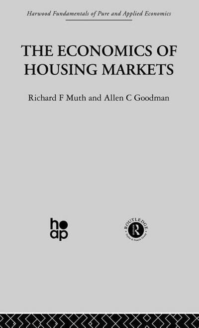 The Economics of Housing Markets