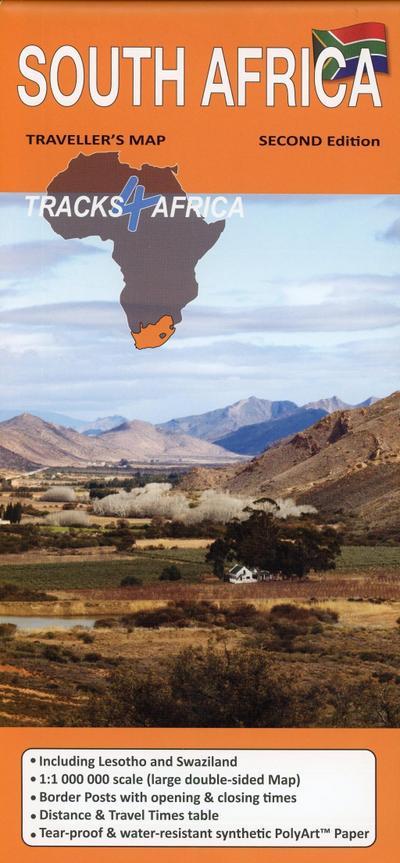 Südafrika/Lesotho/Swaziland 1 : 1 000 000