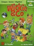 9789043127172 - Markus Schenk: Wickie & Co - Trompete/Kornett/Flügelhorn, m. Audio-CD - Play-Along-CD zum Üben und Mitspielen. Schwierigkeitsgrad: leicht - Livre