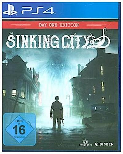 The Sinking City, PS4-Blu-ray-Disc (Day One Edition)