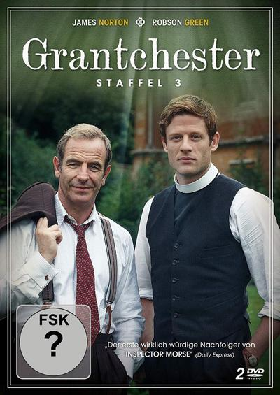 Grantchester Staffel 3