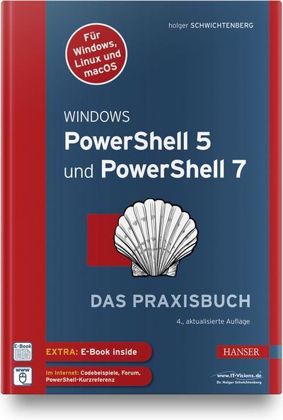 Windows PowerShell 5 und PowerShell 7