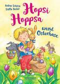 Hopsi Hoppsa wird Osterhase; Ill. v. Becker,  ...