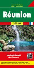 Réunion, Autokarte 1:50.000