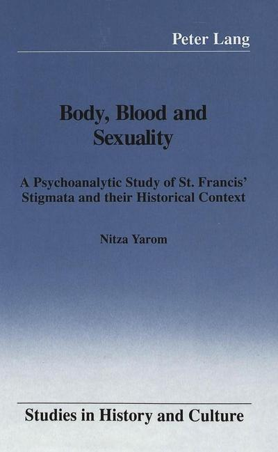 Body, Blood and Sexuality