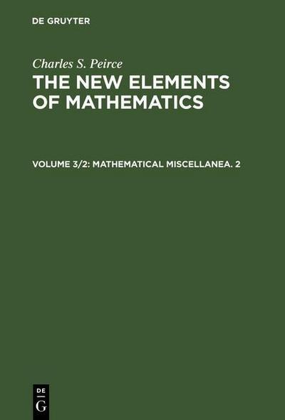 Mathematical Miscellanea. 2
