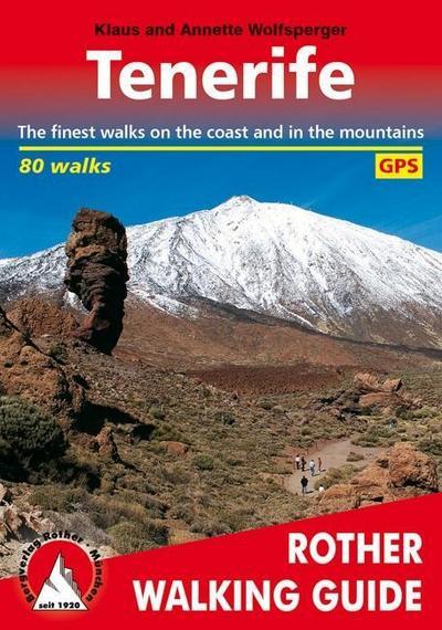 Tenerife (Teneriffa - englische Ausgabe)