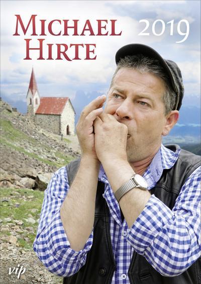 Michael Hirte 2019: Der offizielle Star-Kalender - Bild U. Heimat - Kalender, Deutsch, Michael Hirte, Der offizielle Star-Kalender, Der offizielle Star-Kalender