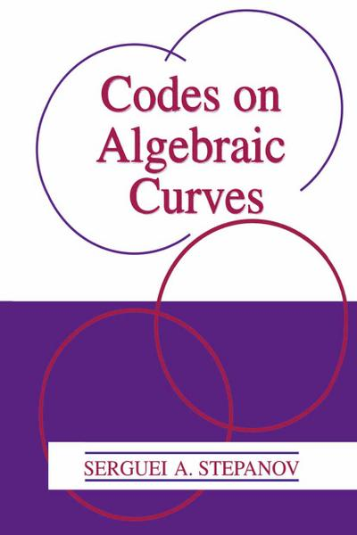 Codes on Algebraic Curves