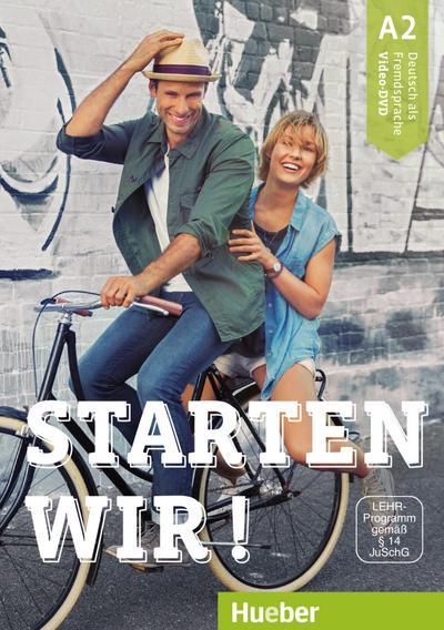 Starten wir! A2, 1 DVD