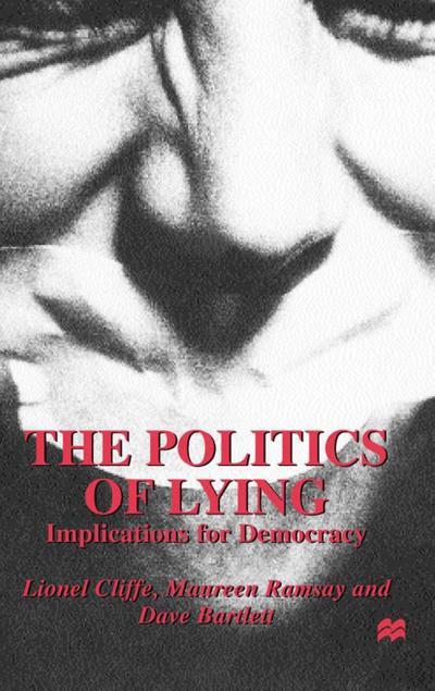Politics of Lying