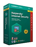 Kaspersky Internet Security Upgrade (Code in a Box). Für Windows Vista/7/8/8.1/10/MAC/Android/iOs