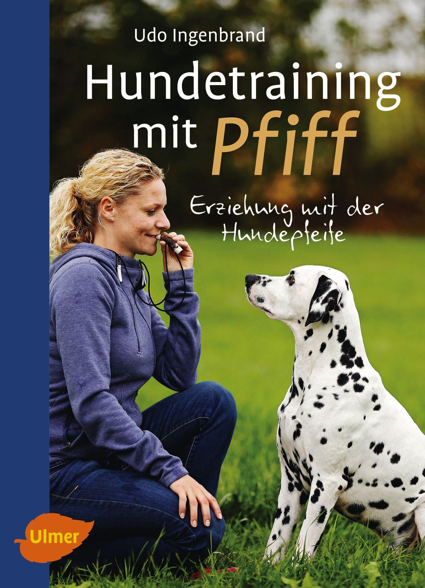 Hundetraining mit Pfiff Udo Ingenbrand