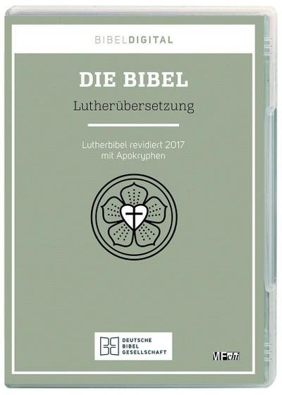 Lutherbibel revidiert 2017 - Reihe 'bibel digital'