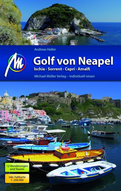 Golf von Neapel; Deutsch; 227 farb. Fotos